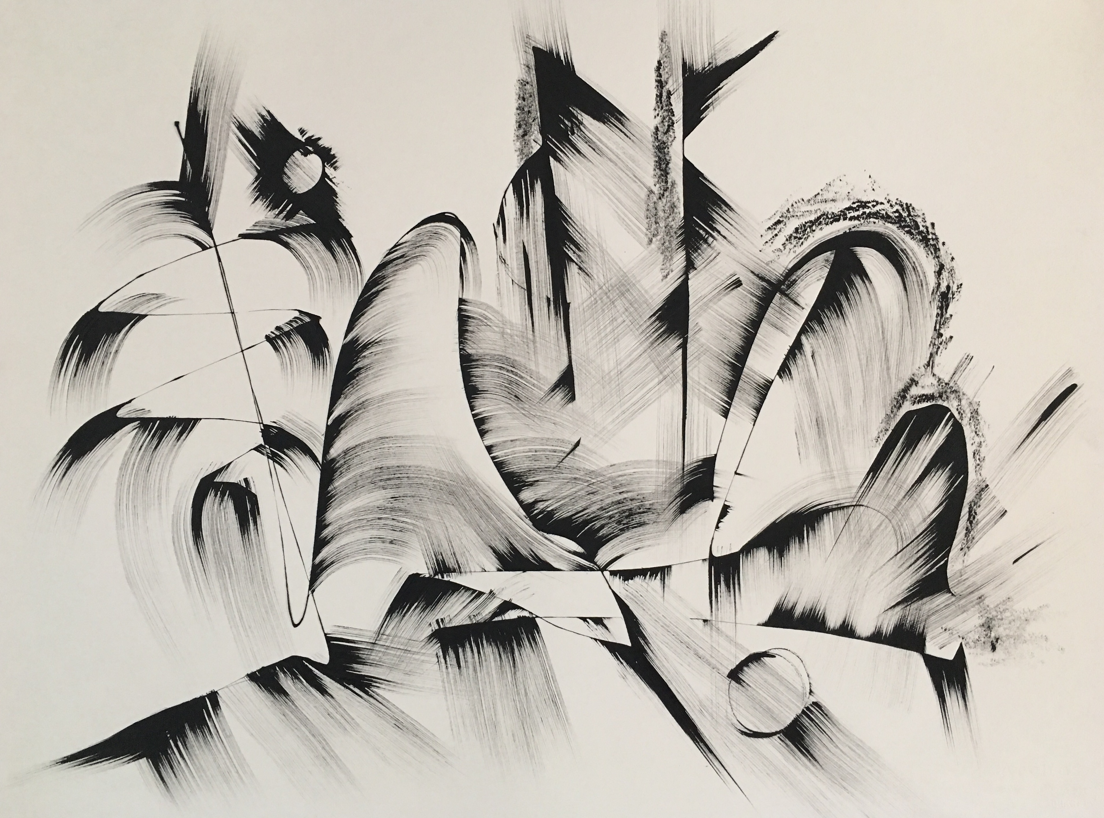 Black And White Abstract 11 Kozyuk Gallery